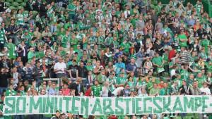 Bremen steckt fest im Abstiegssumpf