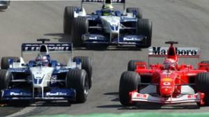 Formel 1 wird weiter im Kreis fahren
