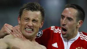 Bayern siegt - in der Nachspielzeit