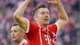 Lewandowski ist der große Freiburg-Schreck
