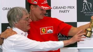 """""""Schumachers Problem: Er kannte kein Limit"""""""
