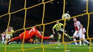 Lewandowski ist Dortmunds spätes Glück
