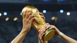 Alle Videos zur Fußball-WM 2018 in Russland