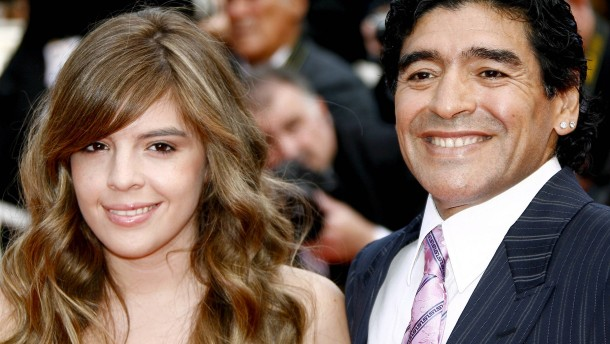 Drei weitere Maradona-Kinder auf Kuba