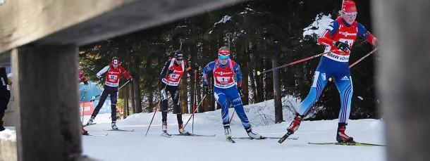 Biathlon-Staffel in Antholz: Deutschlands Frauen trotzen den widrigen Umständen