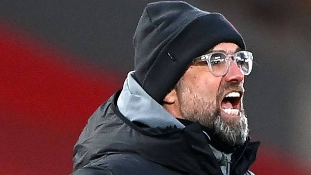 Frust bei Klopp – Stolz bei Guardiola