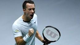 Deutsche Tennis-Herren nun gegen Großbritannien