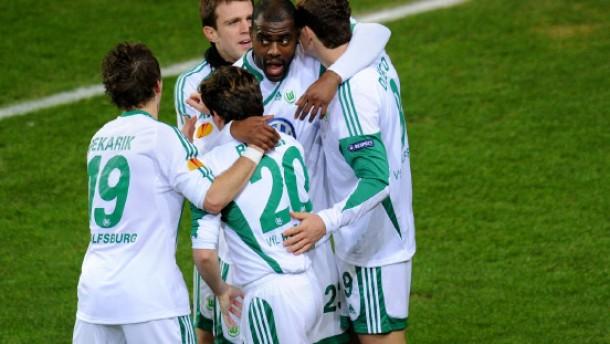 Wolfsburg erinnert an Magaths Zeiten