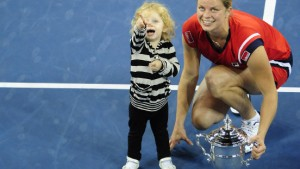 Kim Clijsters krönt ihr sensationelles Comeback