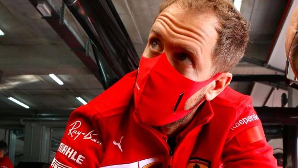 Was Sebastian Vettel jetzt noch übrig bleibt