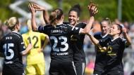 Frankfurt kann für das Finale planen