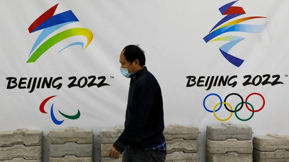 Auch im Fokus: die Olympischen Spiele 2022 in China