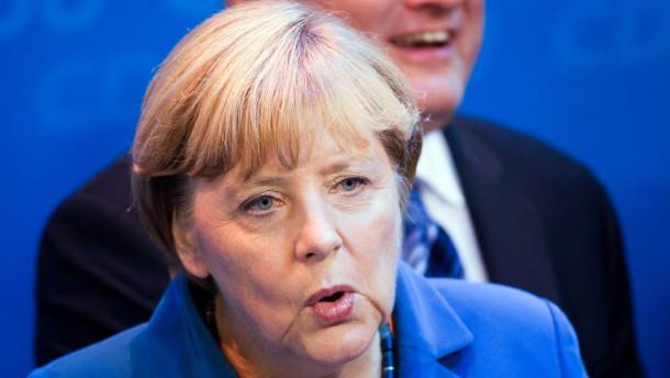 Merkels großer Wahlbetrug