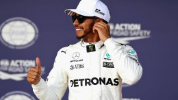Vettel startet hinter Hamilton