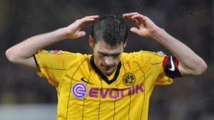 Dortmund misslingt die Frustbewältigung