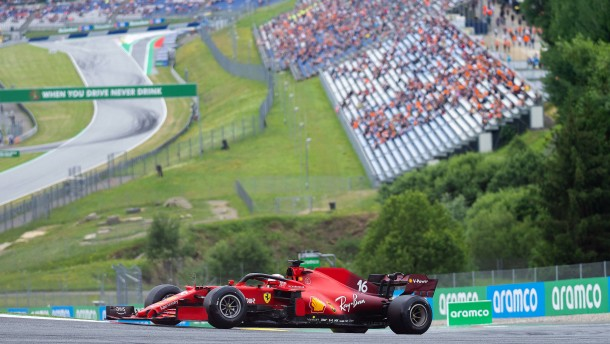 60.000 Fans zur Formel 1