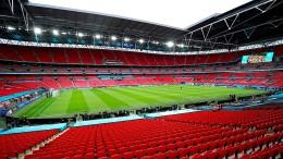 Dürfen deutsche Fans zum Spiel in Wembley?
