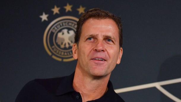 Bierhoff sieht keine Comeback-Chance für Müller und Co.