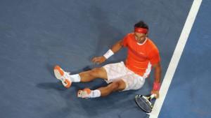 Nadal gibt auf - Murray und Henin im Halbfinale