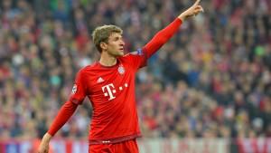 Diesmal von Anfang an mit Müller