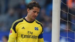 HSV steht am Bundesliga-Abgrund
