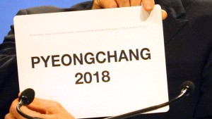 Umweltproteste in Pyeongchang