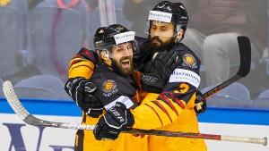Wie ein vertragsloser Eishockey-Profi für sich wirbt