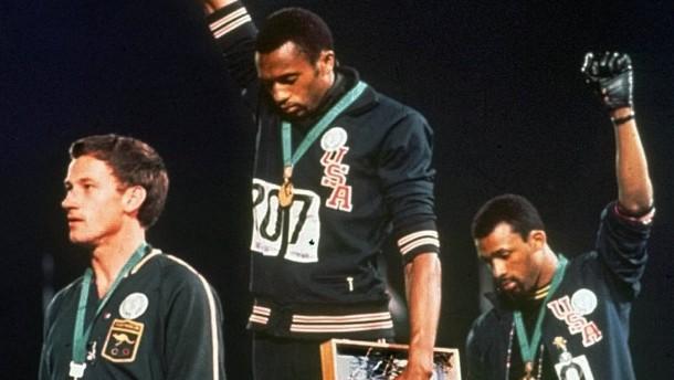 US-Vorstoß zu Sportler-Protesten