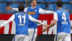 Welt, lass' dich umarmen: Bochum besiegt den SC Paderborn mit 4:0