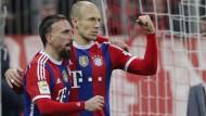 Die Bayern bleiben gnädig gegen nette Badener