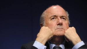 Neue Vorwürfe gegen Blatter?