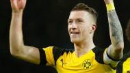 Ab sofort zählt für Marco Reus und die Dortmunder nur noch die Bundesliga.