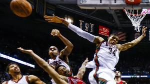 Bulls, Cavaliers und Warriors schon fast durch