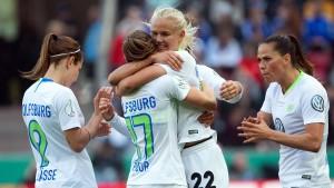 Wolfsburg zum Fünften
