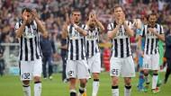 Sparsamer Applaus: Juventus Turin hat die Meisterschaft noch nicht gesichert