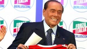 Berlusconi verbietet Tattoos und Bart