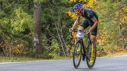 Vom Skibergsteiger zum Radrennfahrer