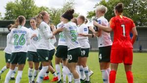 Wolfsburg mit Minimalismus zum nächsten Titel