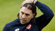 Schwierige Aufgabe für Mainz 05 und Trainer Martin Schmidt in Frankreich.