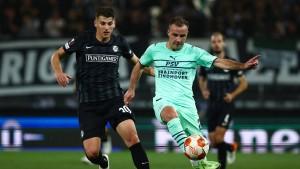 Götze und Eindhoven gewinnen – Remis für Kovac und Monaco