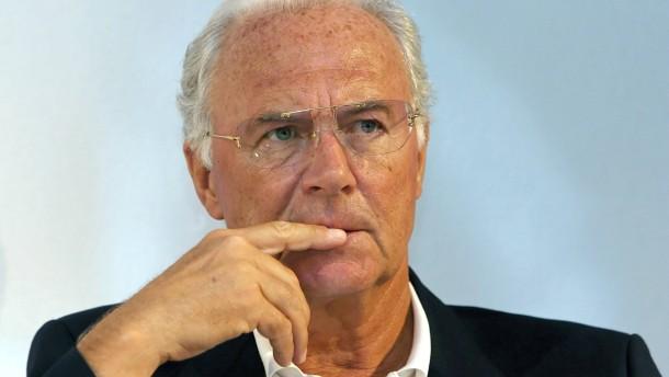 Fifa bestraft Beckenbauer