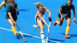 Erfolgreicher Start der Frauen in die Hockey-WM