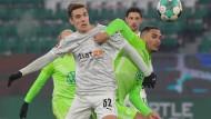 Kein Vorteil für niemanden: Wolfsburg und Gladbach trennen sich 0:0