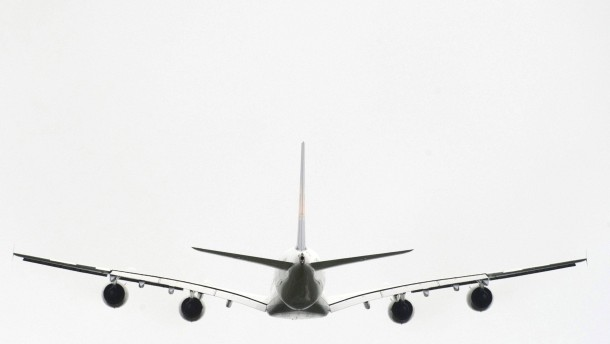 Noch nie war Fliegen so sicher wie im Jahr 2012