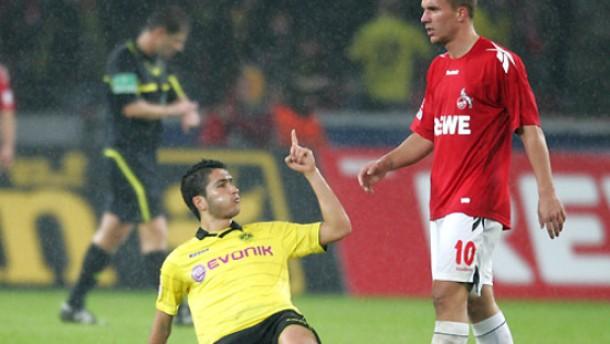 Sahin schießt Dortmund an die Spitze