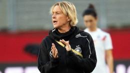 DFB-Frauen endlich wieder gefordert