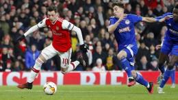 Frühes Aus für Arsenal und Ajax