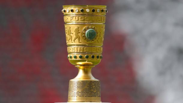 DFB-Pokalfinale definitiv ohne Zuschauer