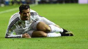 Ronaldo entschuldigt sich nach Pokal-Aus