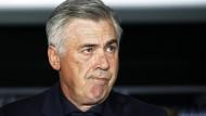 Nach gut einem Jahr in München ist Schluss für Trainer Carlo Ancelotti.